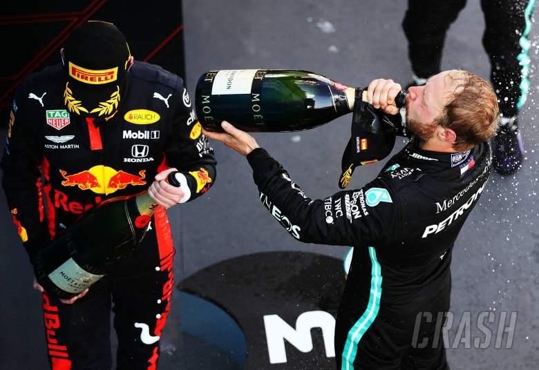 Is Verstappen - not Bottas - now Hamilton's main F1 title rival?