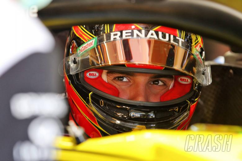 I'd love Alonso as my team-mate at Renault - Ocon