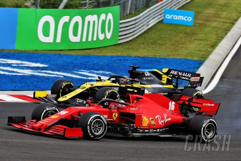 Ricciardo surprised by scale of Ferrari's 2020 F1 struggles