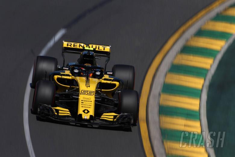 Renault encouraged by Australia F1 reliability