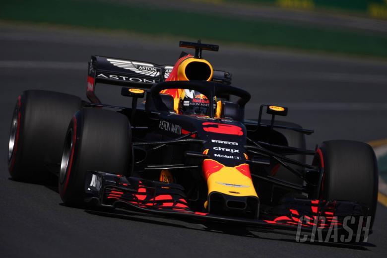Ricciardo slams 'shithouse' Australia grid penalty