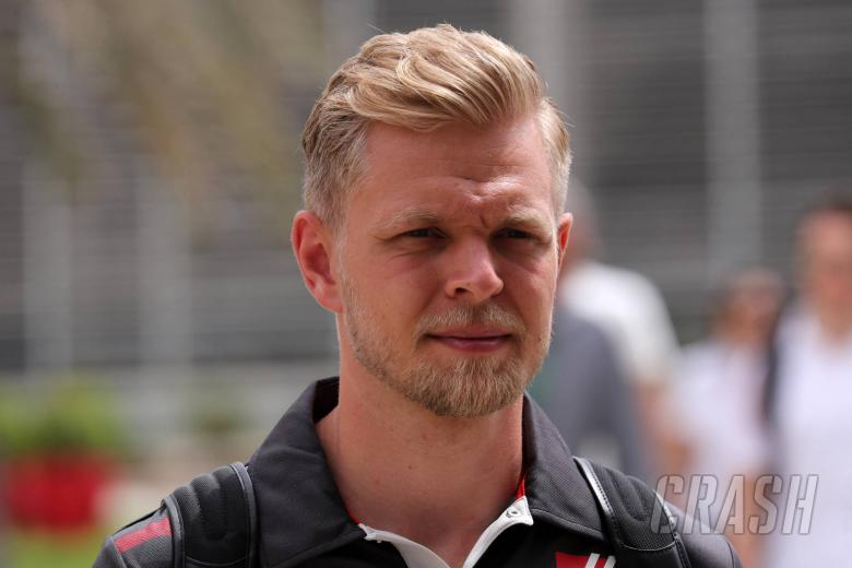 Magnussen clarifies interview comments, apologises to Gasly on Baku clash