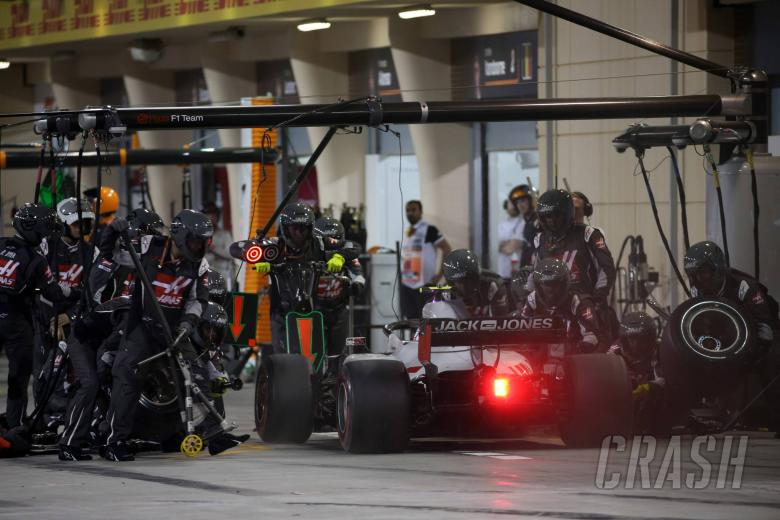 Magnussen: F1 teams need to back off with pit stops