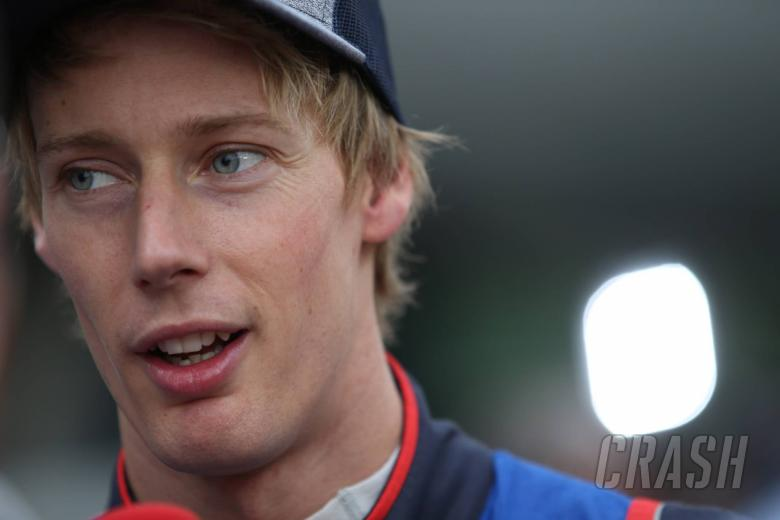 Hartley: 10 laps to learn the Baku City Circuit