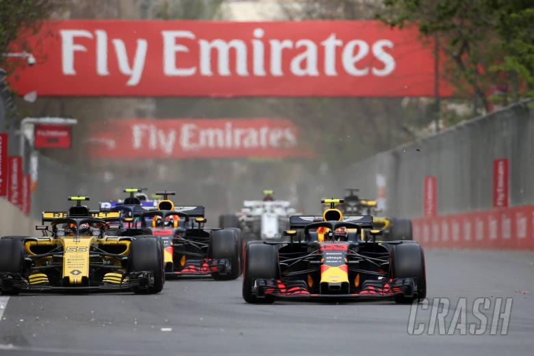Changes to improve overtaking in F1 voted in for 2019