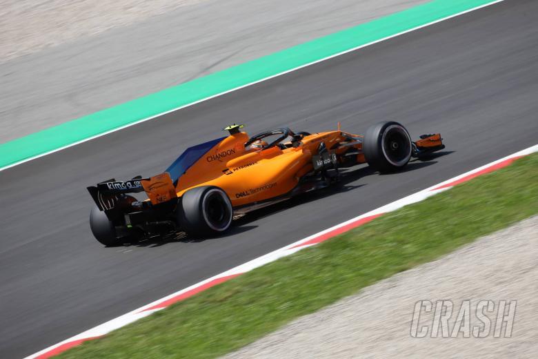 11.05.2018 - Free Practice 1, Stoffel Vandoorne (BEL) McLaren MCL33