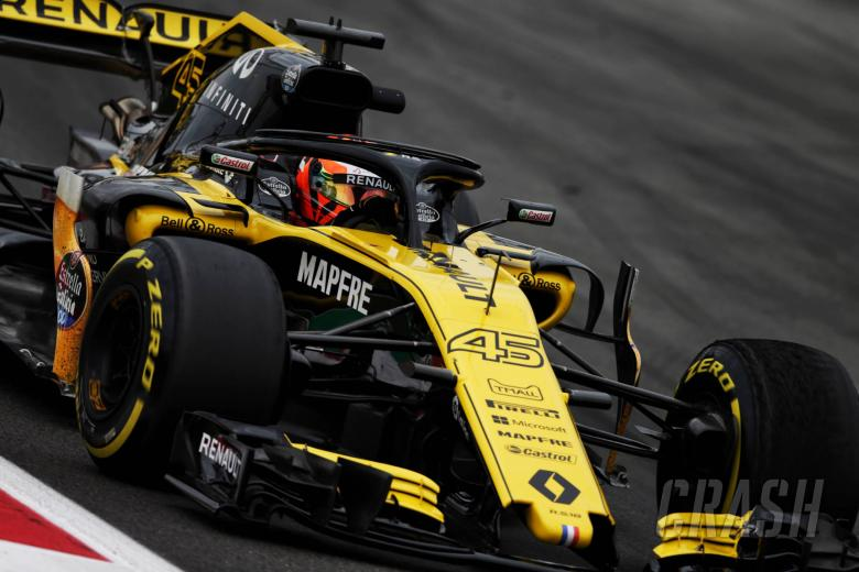 Jack Aitken (GBR) / (KOR) Renault Sport F1 Team RS18 Test and Reserve Driver. 16.05.2018.