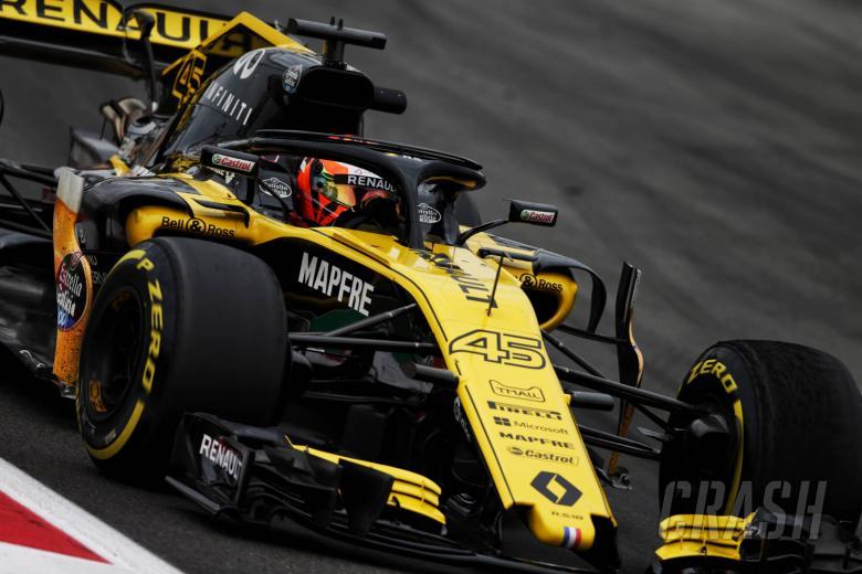 Jack Aitken (GBR) / (KOR) Renault Sport F1 Team RS18 Test and Reserve Driver.16.05.2018.