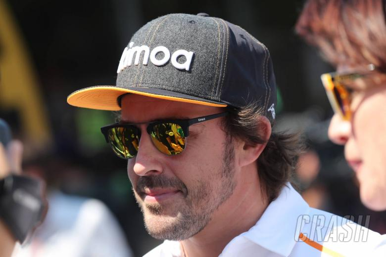 Alonso: Media exaggerating McLaren's F1 struggles