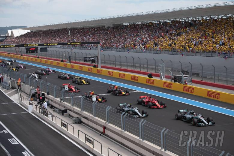 F1 Race Analysis: France offers Liberty a show of fraternité