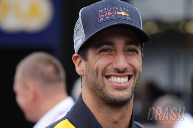 Ricciardo: If Silverstone had to be replaced I'd pick Brands Hatch