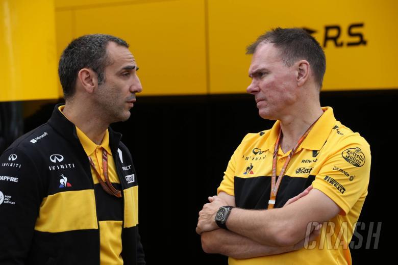 30.06.2018- Cyril Abiteboul (FRA) Renault Sport F1 Managing Director
