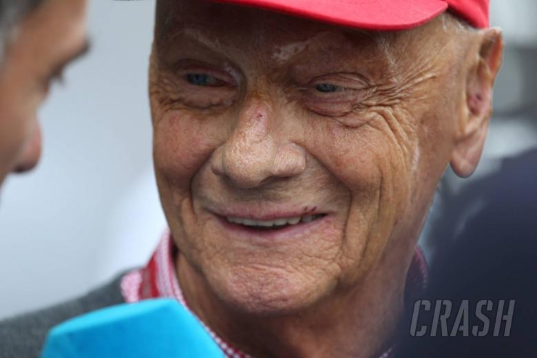 Lauda released from hospital after lung transplant