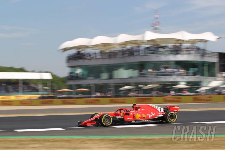Raikkonen eager to exploit Ferrari advantage in heat