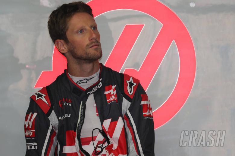 Blue flag blunder leaves Grosjean three points off F1 race ban