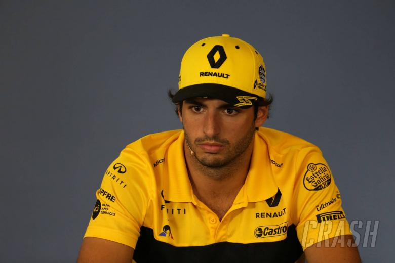 Button on Sainz McLaren move: 'Is it stepping up?'