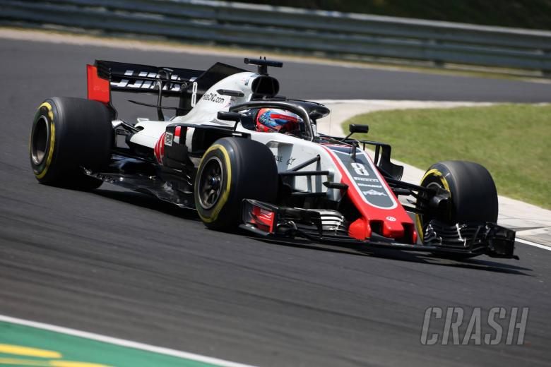 'A lot of people shopping' for Haas 2019 F1 seat