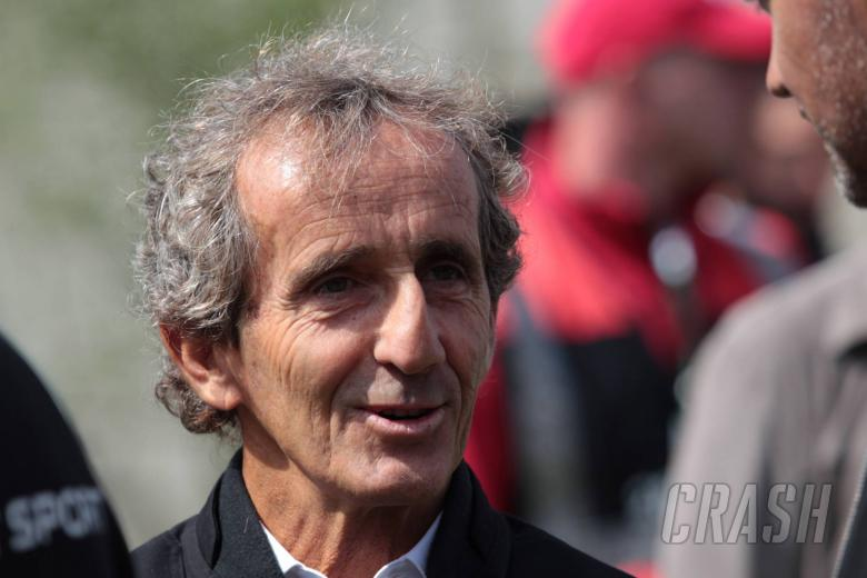 Prost: Renault surprised Ricciardo wanted to sign