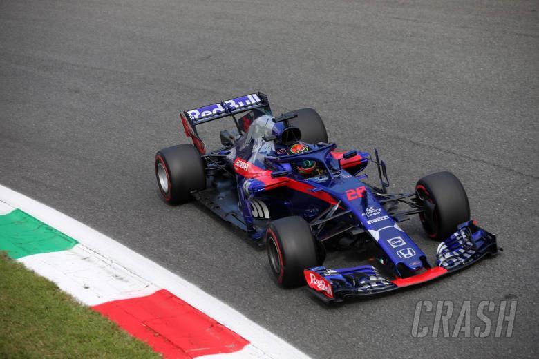 01.09.2018 - Qualifying, Brendon Hartley (NZL) Scuderia Toro Rosso STR13