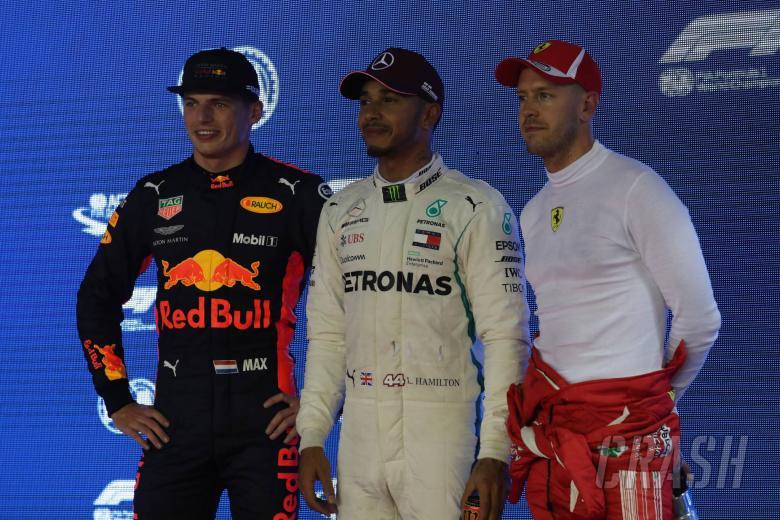 Hamilton and Vettel: Verstappen ready for 2019 F1 title push