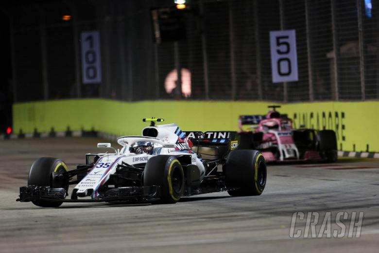 Perez: Clash with Sirotkin looked worse from the outside