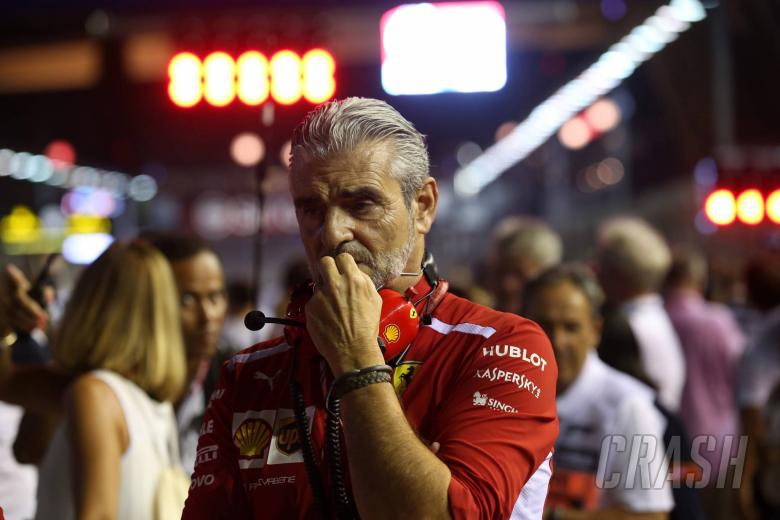Ferrari: Not all is lost in F1 title fight