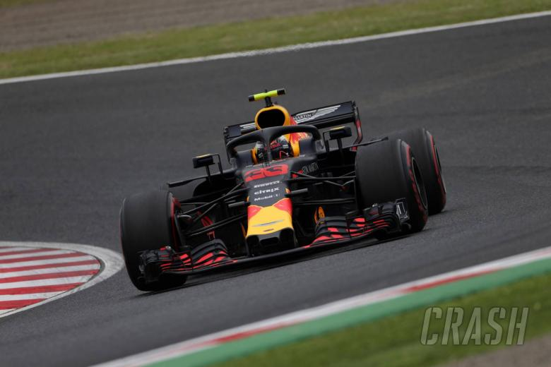 "Verstappen: Red Bull can challenge Ferrari, Merc ""too far ahead"""