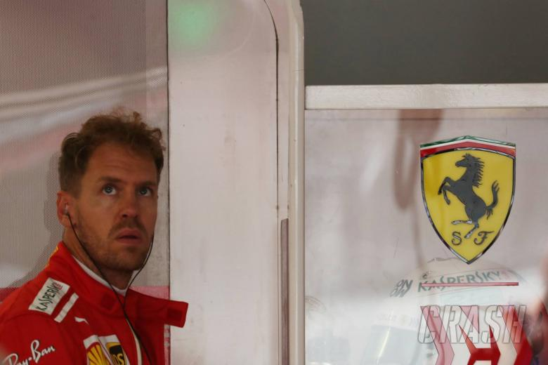 Vettel: P8 not the position Ferrari deserved