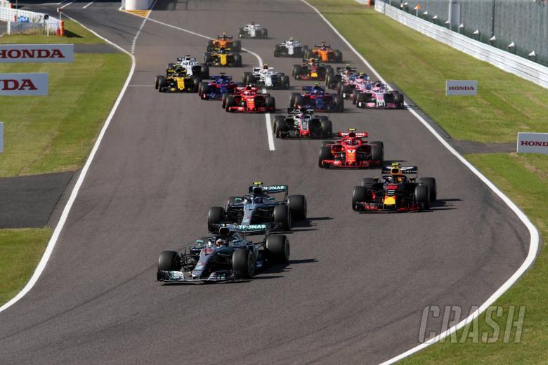 2019 F1 race calendar ratified by FIA