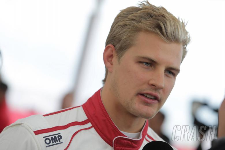 Ericsson secures IndyCar switch with Schmidt Peterson Motorsports