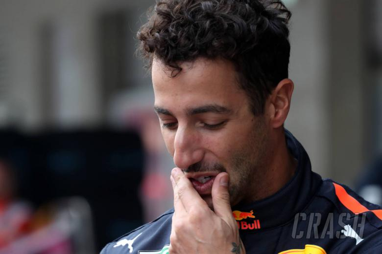 Ricciardo set for Brazil F1 grid penalty