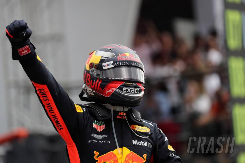 Verstappen 'absolutely' ready to fight for F1 title - Horner