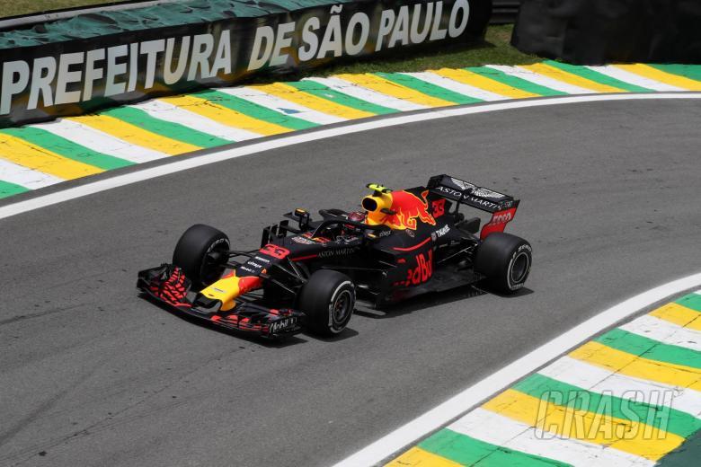Verstappen edges Vettel, Hamilton in Brazil FP1