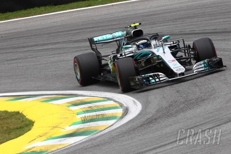 Bottas: Brazil GP pole was there for me to grab