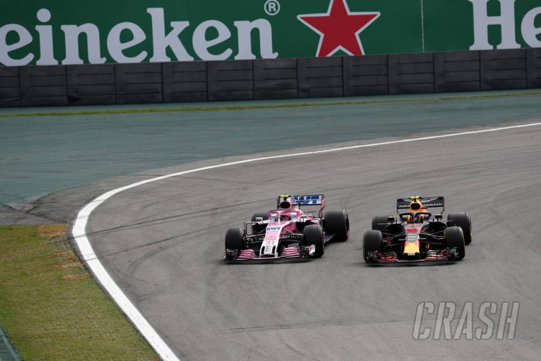 Force India slams Ocon conspiracy theories, told to pass Verstappen