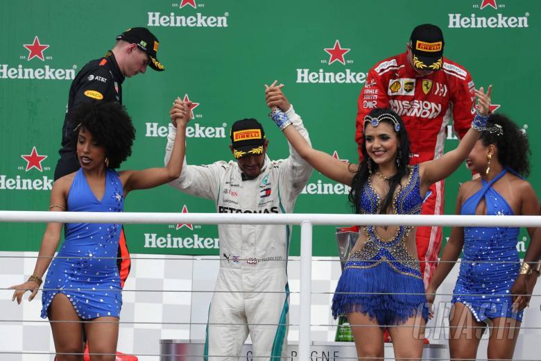 F1 Paddock Notebook - Brazilian GP Sunday