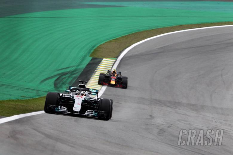 11.11.2018 - Race, Lewis Hamilton (GBR) Mercedes AMG F1 W09