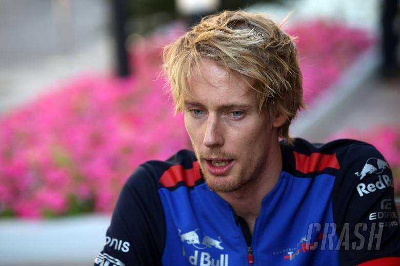 22.11.2018 - Brendon Hartley (NZL) Scuderia Toro Rosso STR13