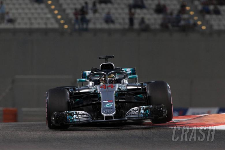 Hamilton's F1 engine 'looks normal' after Abu Dhabi analysis