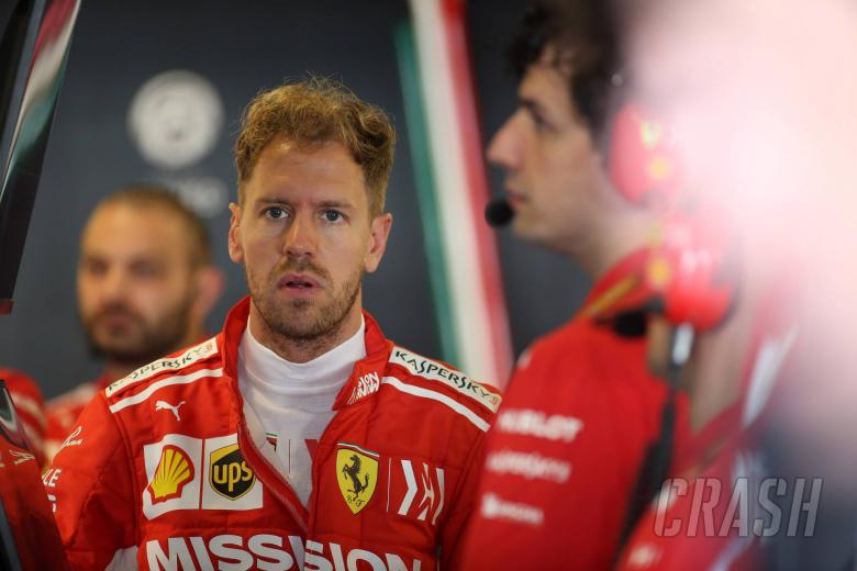 Vettel: I need time off after 'exhausting' 2018 F1 season