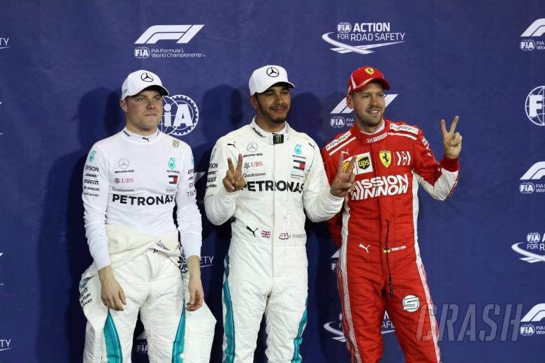 F1 Abu Dhabi GP - Starting Grid