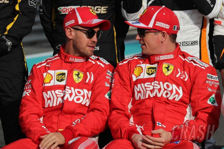 Raikkonen expects no change to Vettel relationship