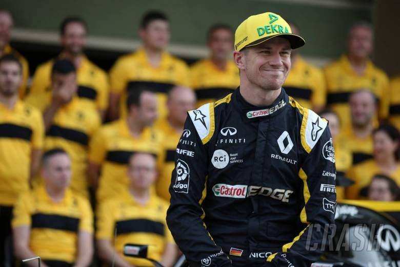 25.11.2018 - Nico Hulkenberg (GER) Renault Sport F1 Team RS18