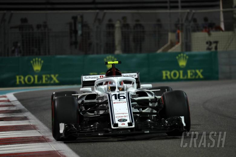 Sauber renamed Alfa Romeo Racing for 2019