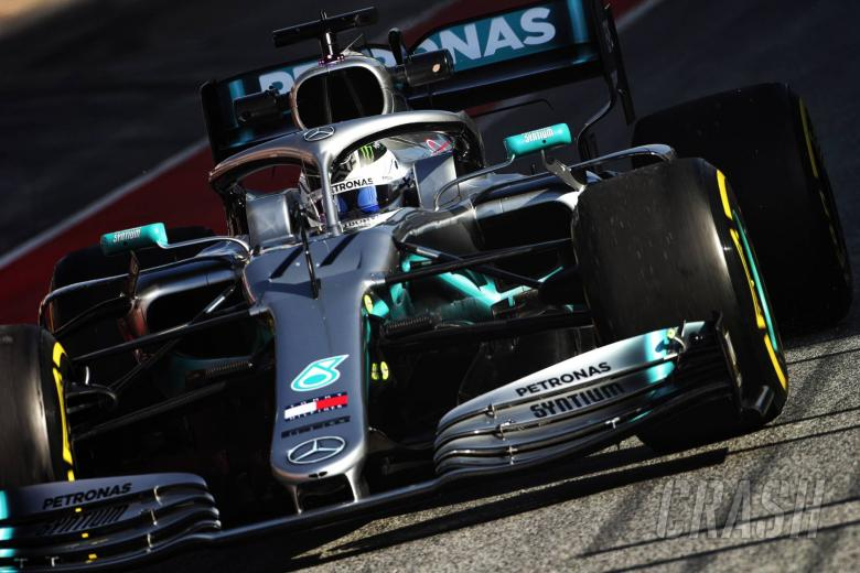Mercedes building foundation for 'interesting running' in second test