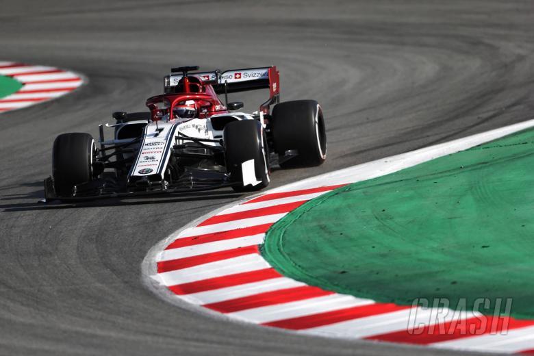 Kimi Raikkonen (FIN) Alfa Romeo Racing C38. 18.02.2019.