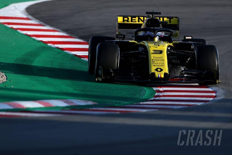 Daniel Ricciardo (AUS), Renault F1 Team 18.02.2019.