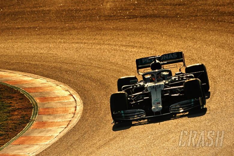 Lewis Hamilton (GBR) Mercedes AMG F1 W10. 28.02.2019.