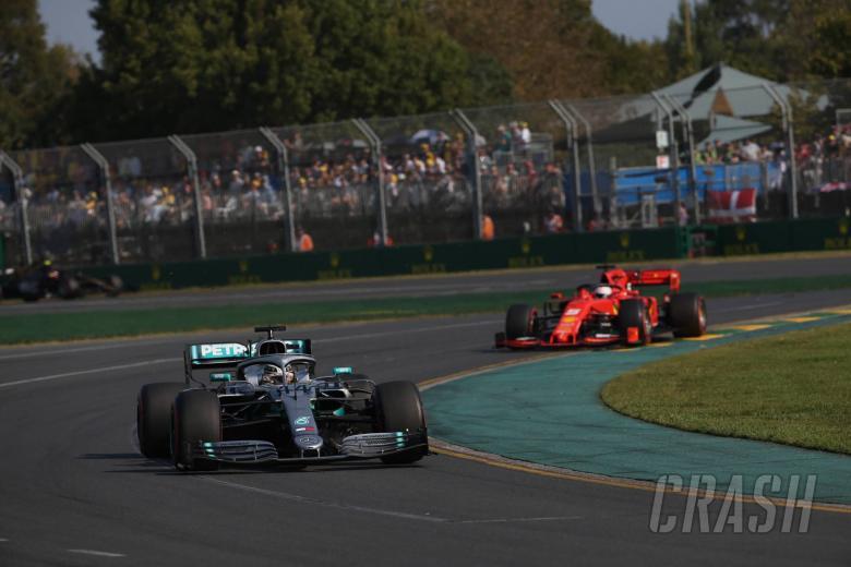 Hamilton: Ferrari will come back stronger