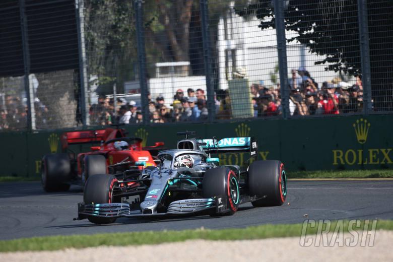 17.03.2019- race, Lewis Hamilton (GBR) Mercedes AMG F1 W10 EQ Power